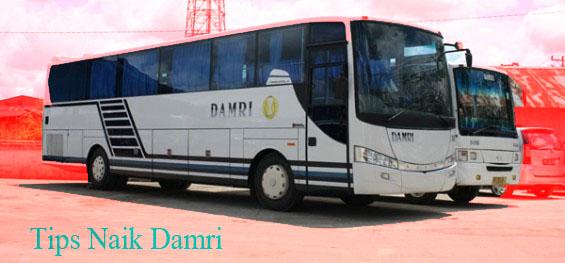 Tips Naik Bus Damri Agar Dapat Tiket Murah