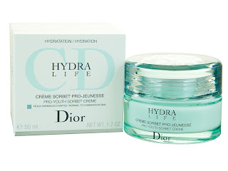 Crème Sorbet visage Pro-Jeunesse Hydra Life - Dior
