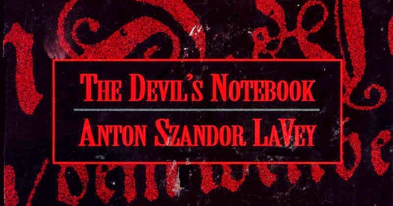 The Devil s Notebook
