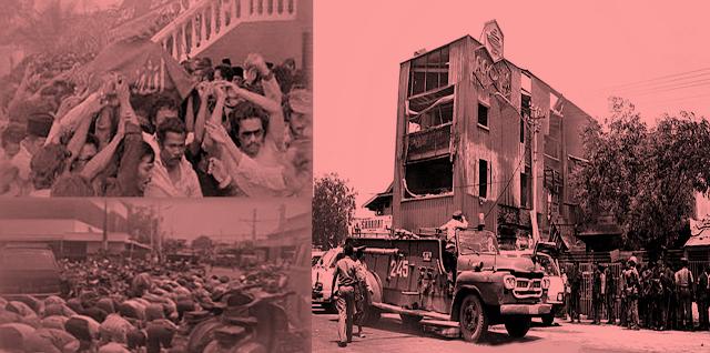 Peristiwa Tanjung Priok 1984, Aksi Bela Islam Jaman Orde Baru