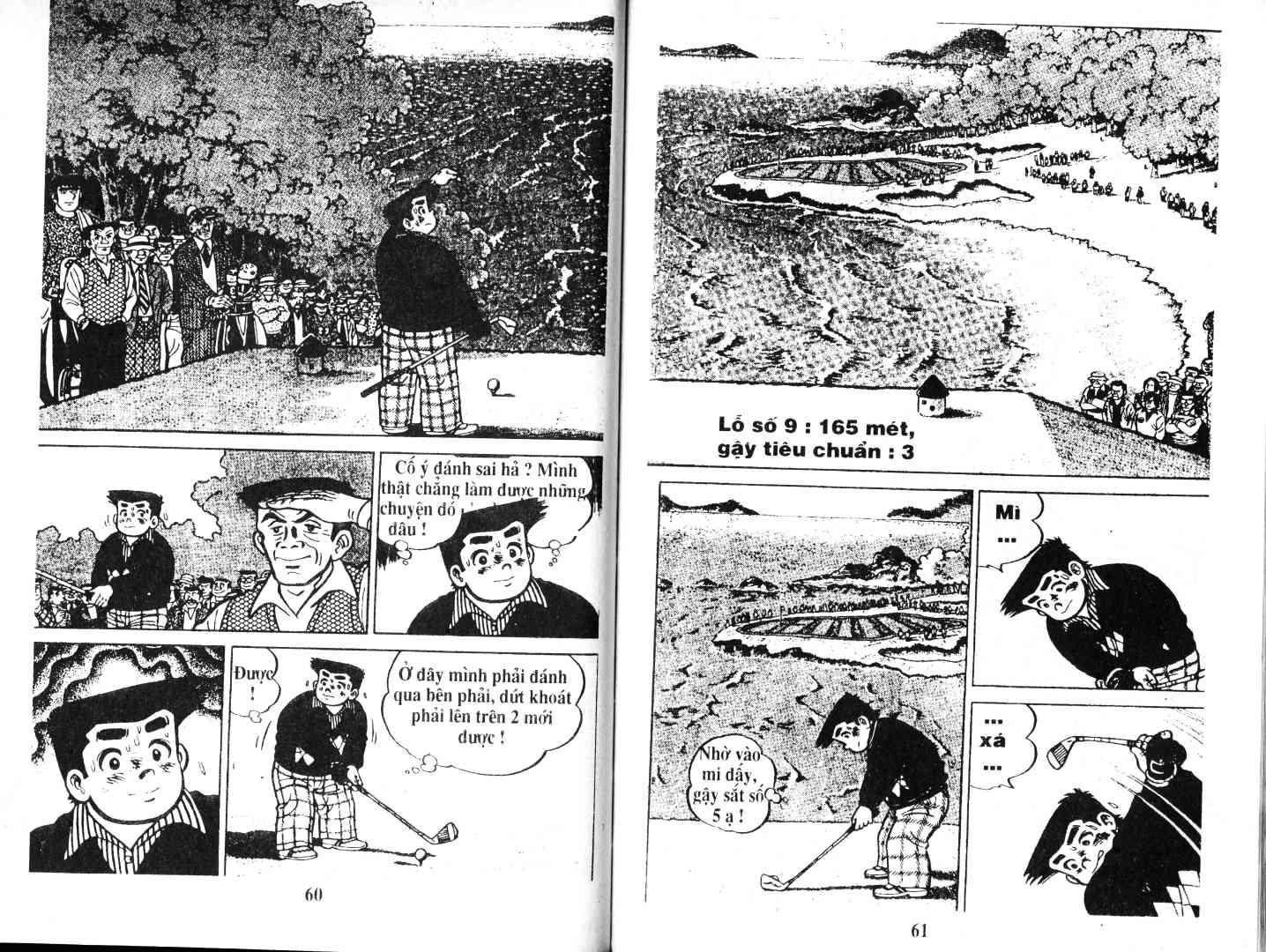 Ashita Tenki ni Naare chapter 51 trang 29