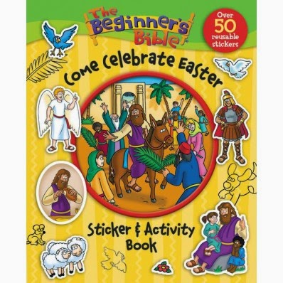 Come Celebrate Easter Sticker & Activity Book