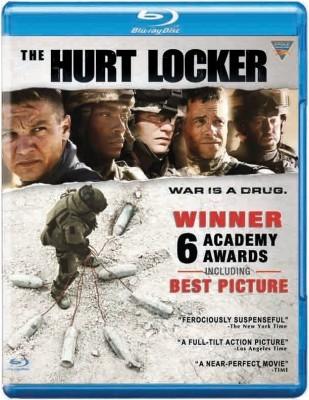 Free Download The Hurt Locker 2009 Dual Audio Hindi  BluRay  300MB