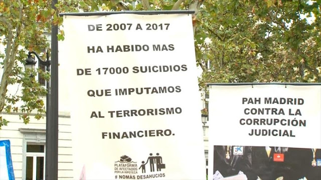 Tribunal Supremo español debate sobre el impuesto hipotecario