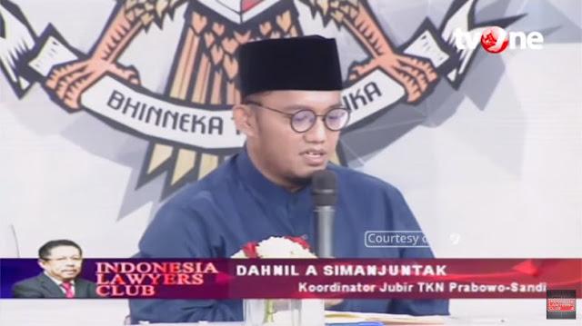 Dahnil Ungkap Kronologi Lengkap Prabowo Cs Dibohongi Ratna Sarumpaet
