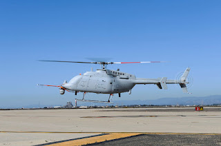 Helikopter Nirawak MQ-8C Fire Scout