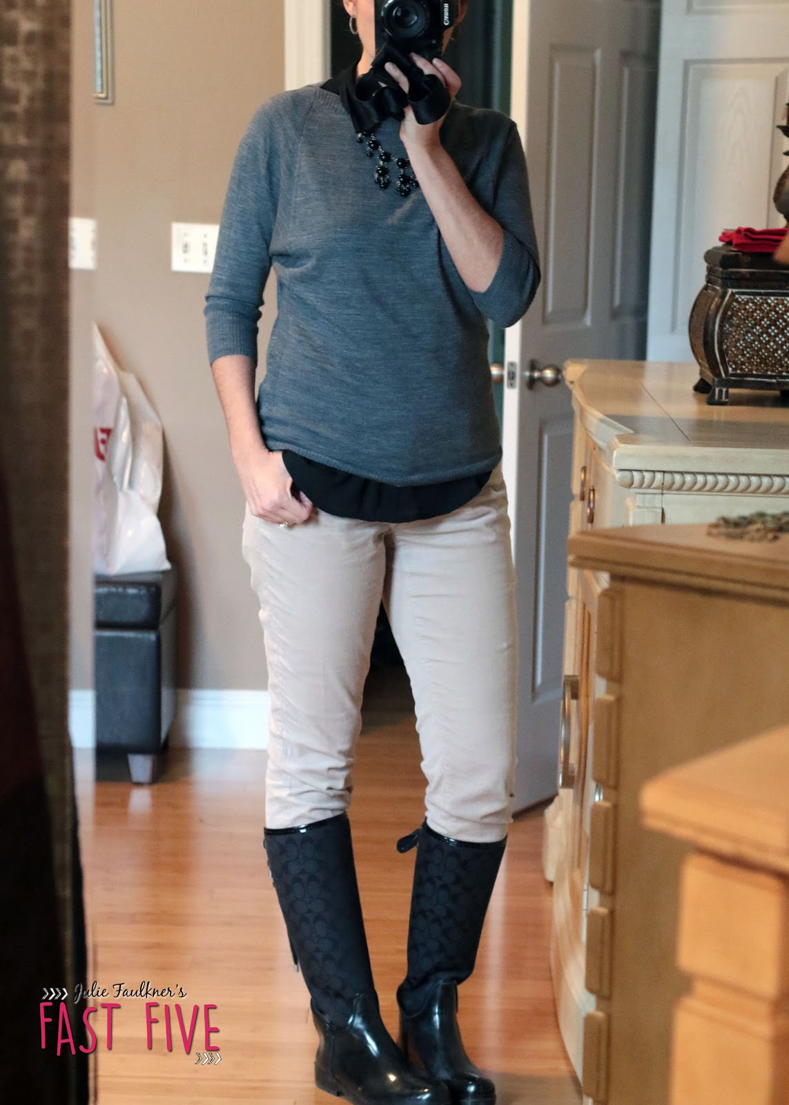 What She Wore Fall Friday Casual Outfits For Teachers