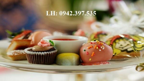 Bánh ngọt cao cấp đa đạng và vô cùng hấp dẫn