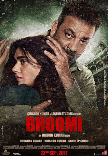 Bhoomi (2017) Movie Poster