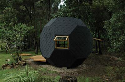 Una  cabaña única