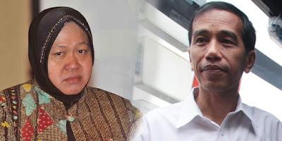 Jokowi Risma