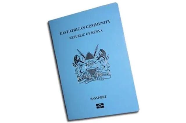 Kenya visa on arrival countries
