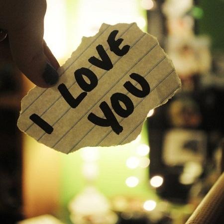 I Love You My Dear Husband