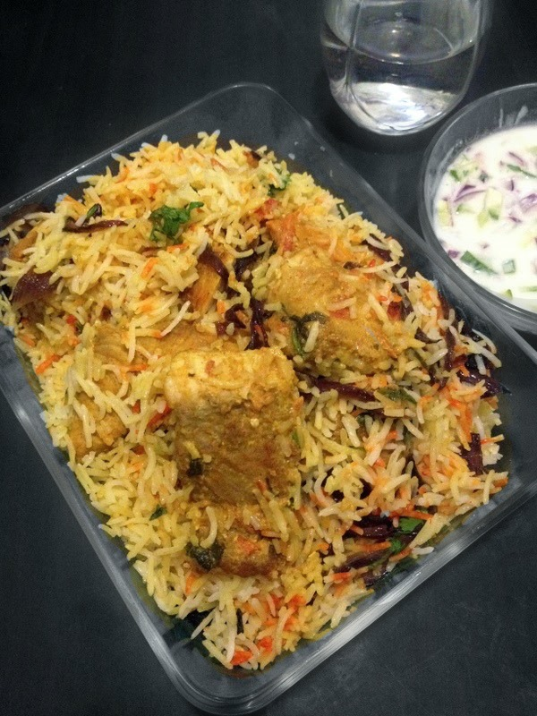 Fish Dum Biryani Recipe