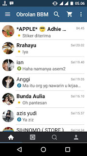 Download BBM Mod Instagram V2.12.0.9 apk