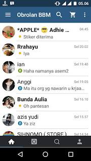 Download BBM Mod Instagram V2.12.0.9 apk