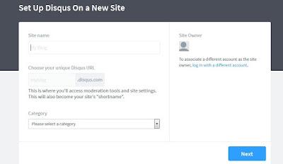 Cum instalam sistemul de comentarii oferit de Disqus in Blogger?