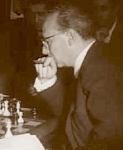 El ajedrecista lisboeta Alfredo Araújo