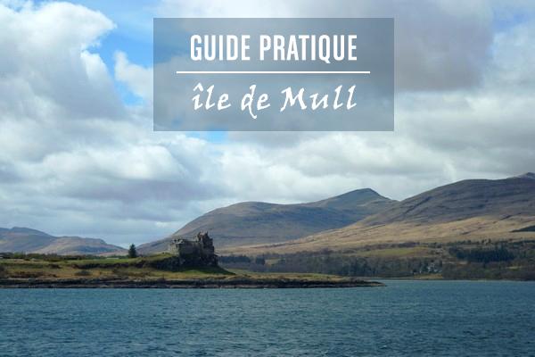 écosse highlands île mull duart castle