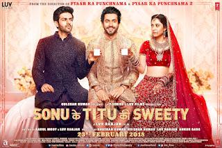 Download Sonu Ke Titu Ki Sweety (2018) Hindi Movie Bluray