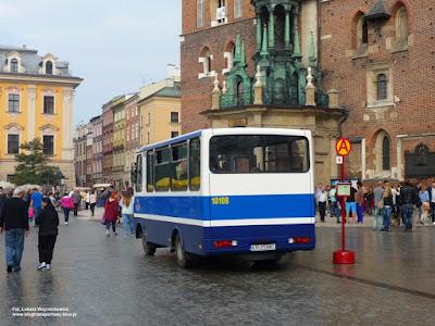 Autosan H6-20, MPK Kraków