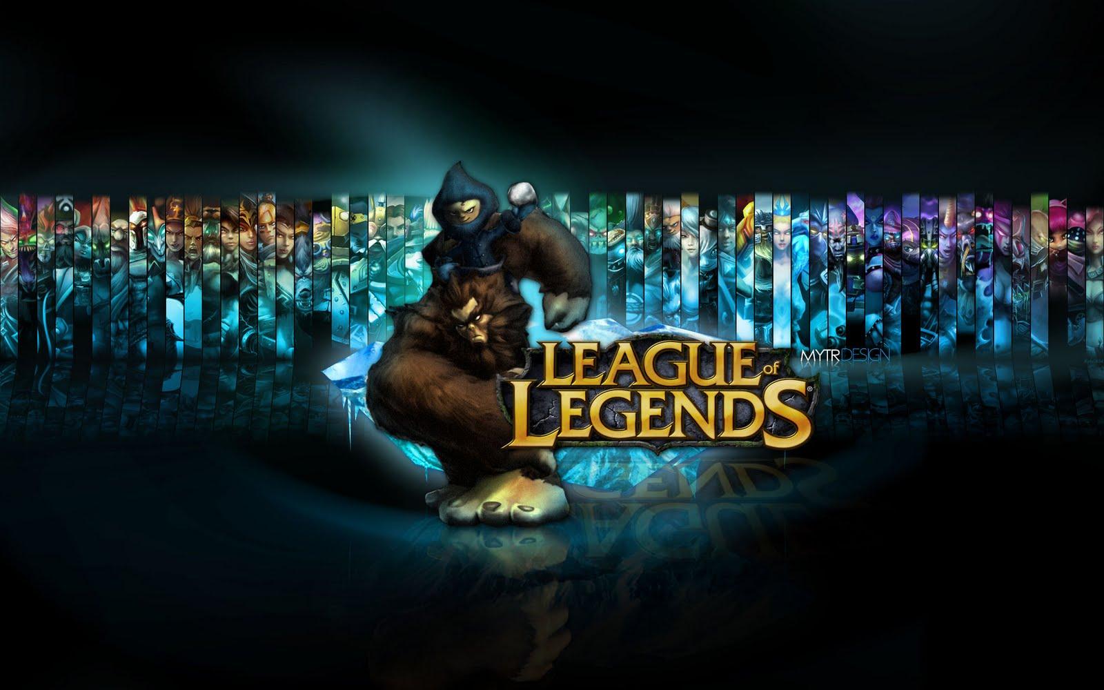 iGoMid: Three more amazing League of Legends desktop ...  iGoMid: Three m...