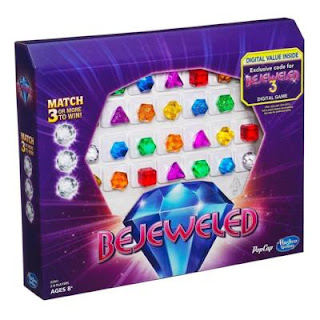 Play Bejeweled 'In Real Life' with the New Board Game from