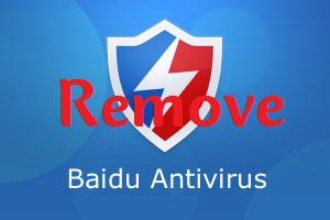 Cara Simple Menghapus/Uninstall Baidu Antivirus 5