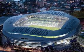 new white hart lane