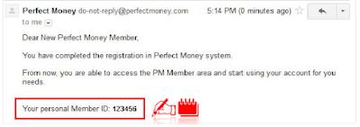 Cara Membuat Akun Perfect Money Dengan Mudah