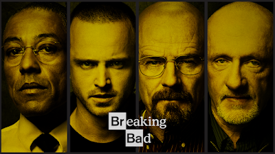 Breaking Bad, Better call Saul, series de televisión