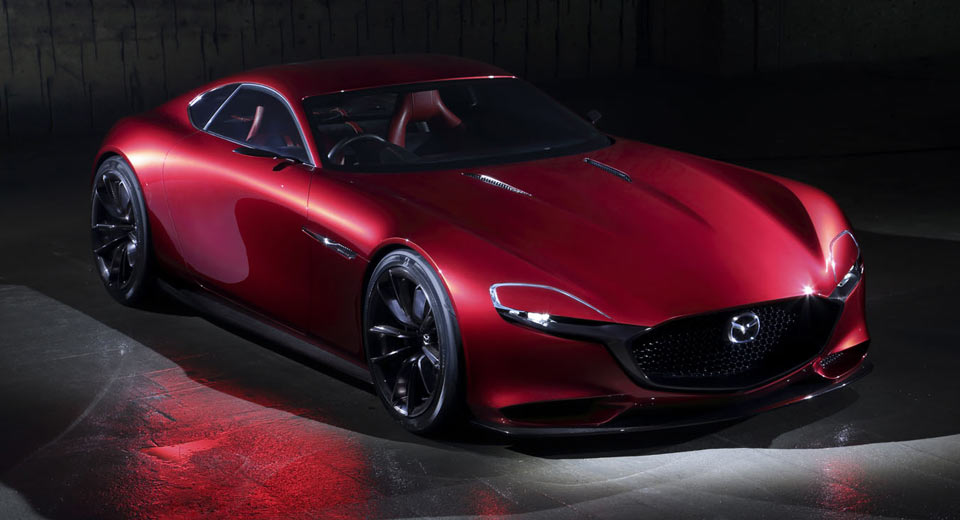 Mazda RX-9 Rumormill Returns With Alleged October Debut