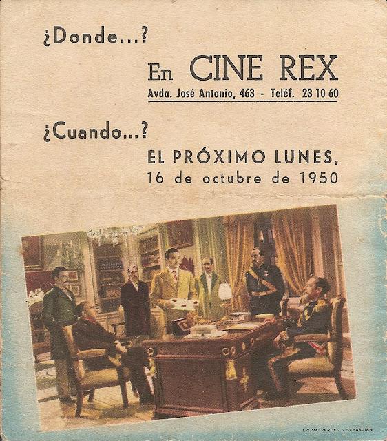 Programa de Cine - Pequeñeces