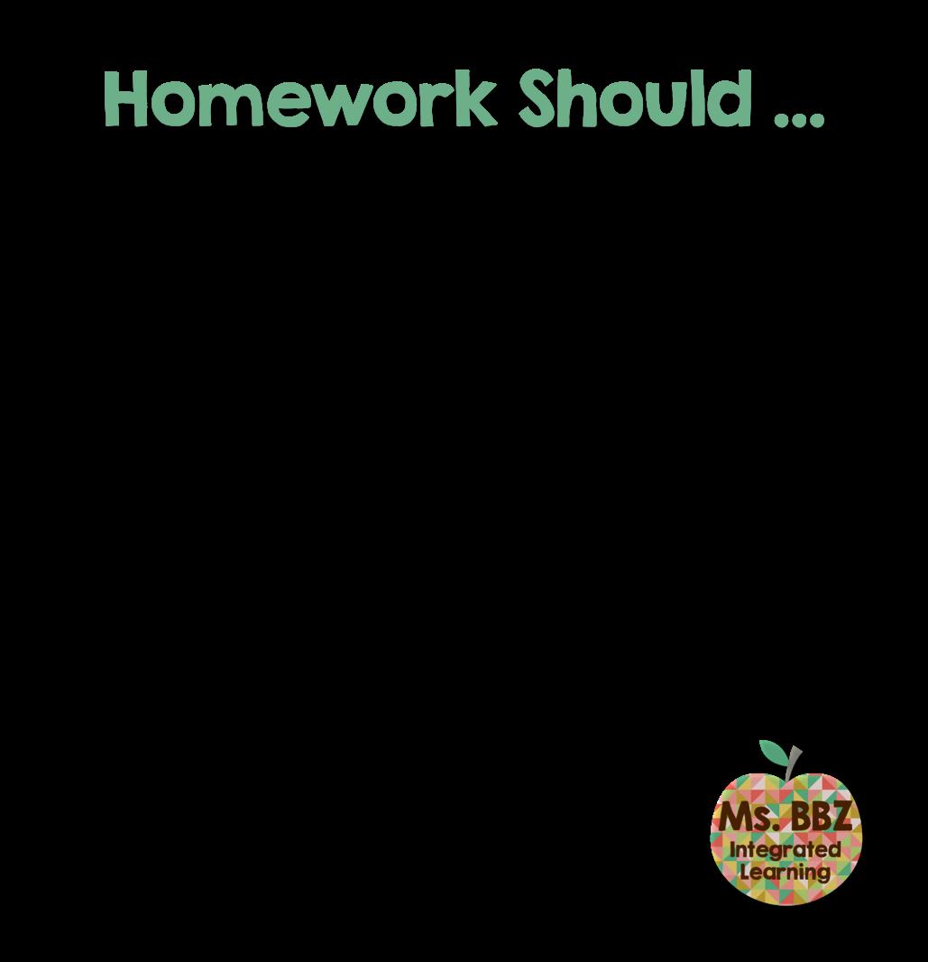 Too Much Homework Persuasive Essay