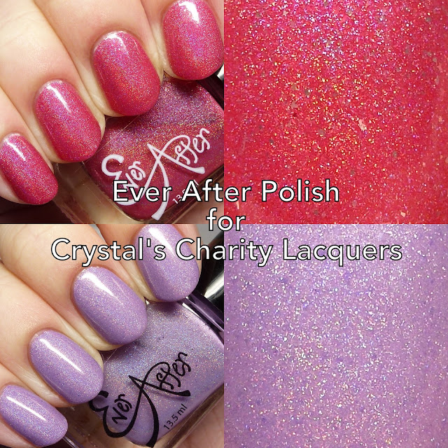 Ever After Polish for Crystal's Charity Lacquers