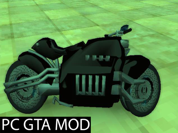 Free Download  Dodge Tomahawk  Mod for GTA San Andreas.