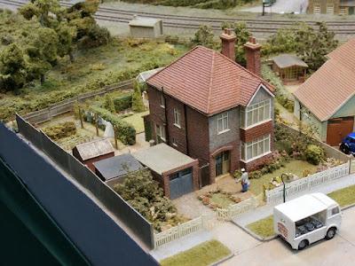 Southampton model railway exhibition