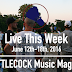 Live This Week: June 12th-18th, 2016
