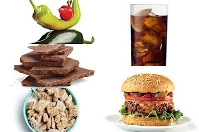 Viêm amidan hốc mủ kiêng ăn gì ?