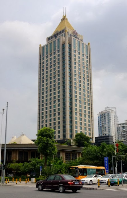 一齊relax下: [渡假去]深圳友和國際唐拉雅秀酒店(海航大酒店)