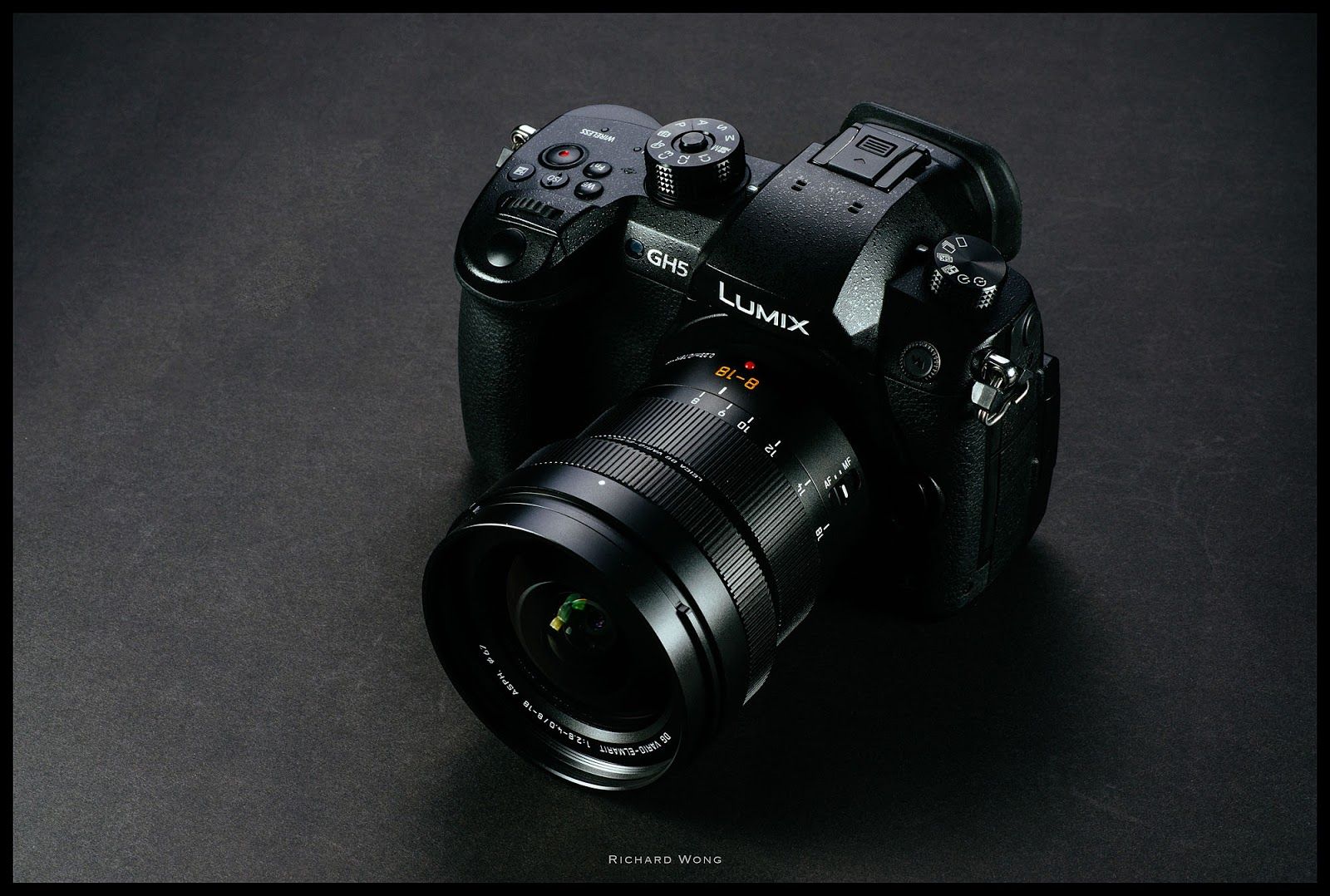Leica DG Vario-Elmarit 8-18mm f/2.8-4.0 Asph и Panasonic Lumix GH5