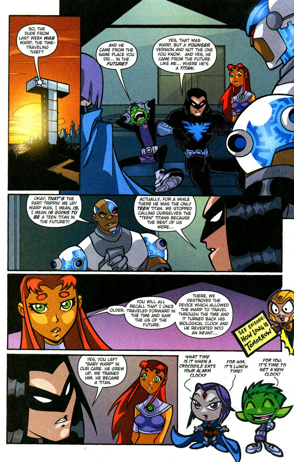 Teen Titans Go 31 Night Time-1585