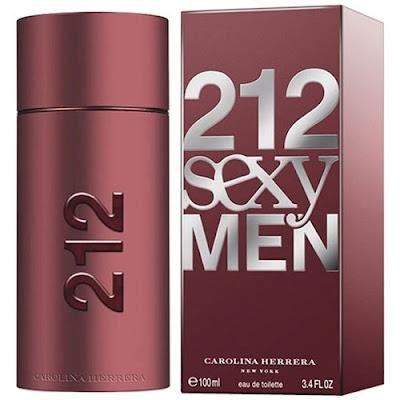 عطر كارولينا هيريرا ٢١٢ سيكسي الرجالي 212 Sexy Men Carolina Herrera