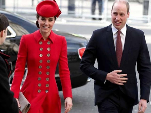 Filtran fotos sobre supuesta infidelidad del príncipe William a Kate Middleton