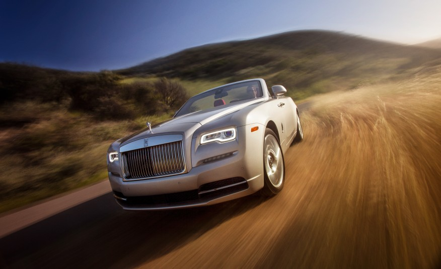Rolls Royce Dawn 2016