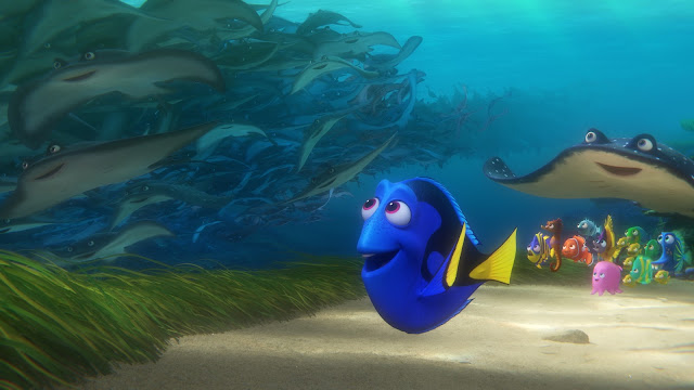 Finding Nemo Characters Mr Ray Sasaki Time: Finding D...