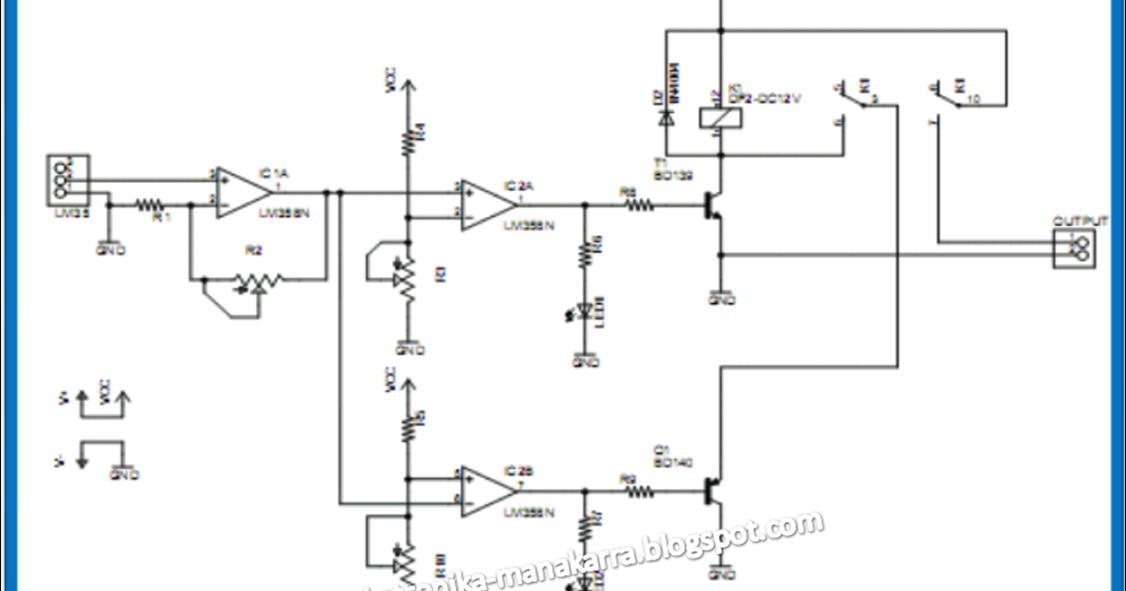 Wiring Diagram Kipas Angin Gantung