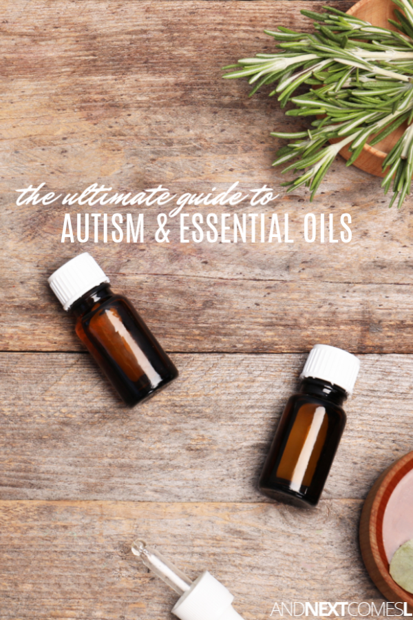 A guide to autism essential oils