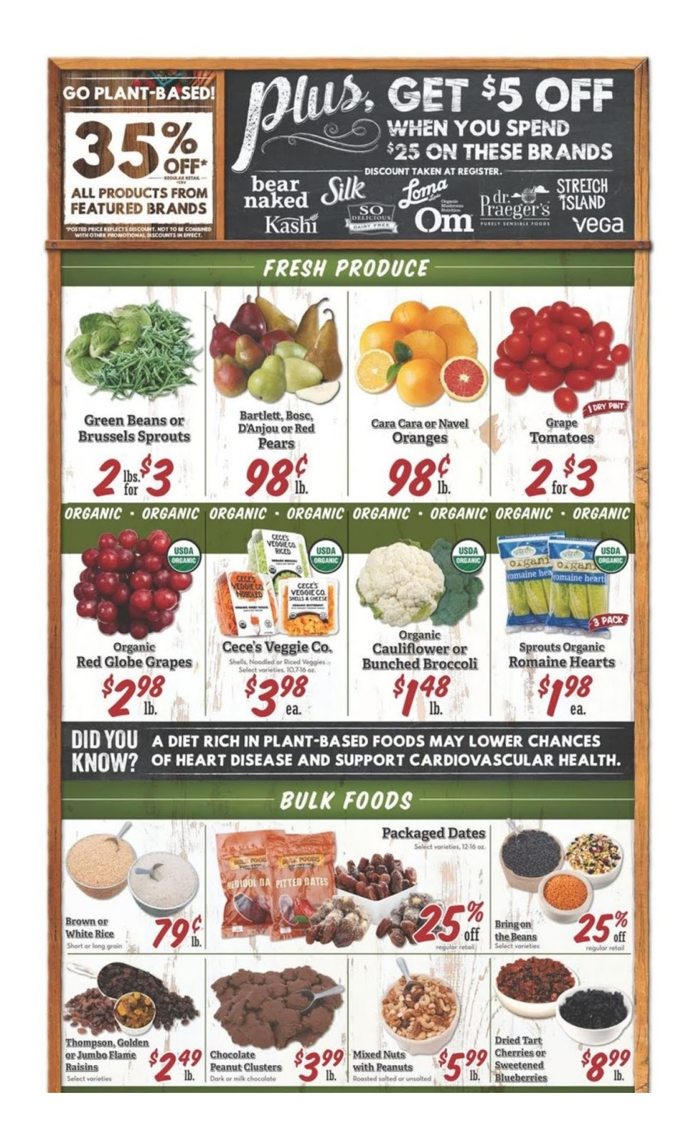Sprouts Weekly Ad January 16 – 23, 2019 | Grocery Weekly Ads