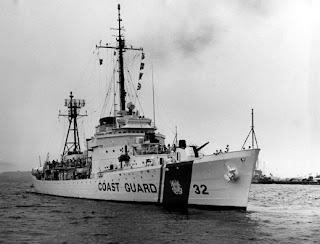 USCG 327-foot Treasury Class Cutter